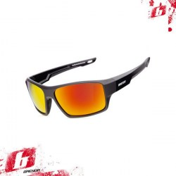 G075-2 matt black-red revo_1