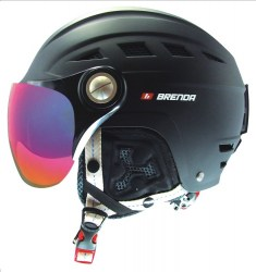 S1-16G VISOR Matt Black 1